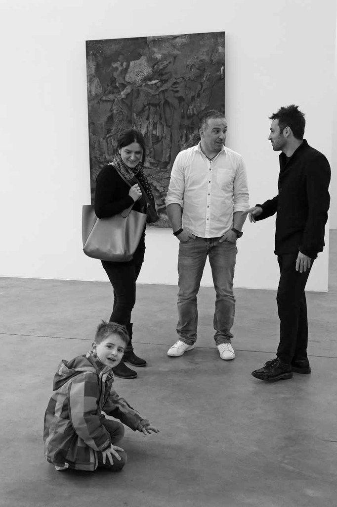 Maureen Brandy, Mauro Tewes, Lionel Sabatté