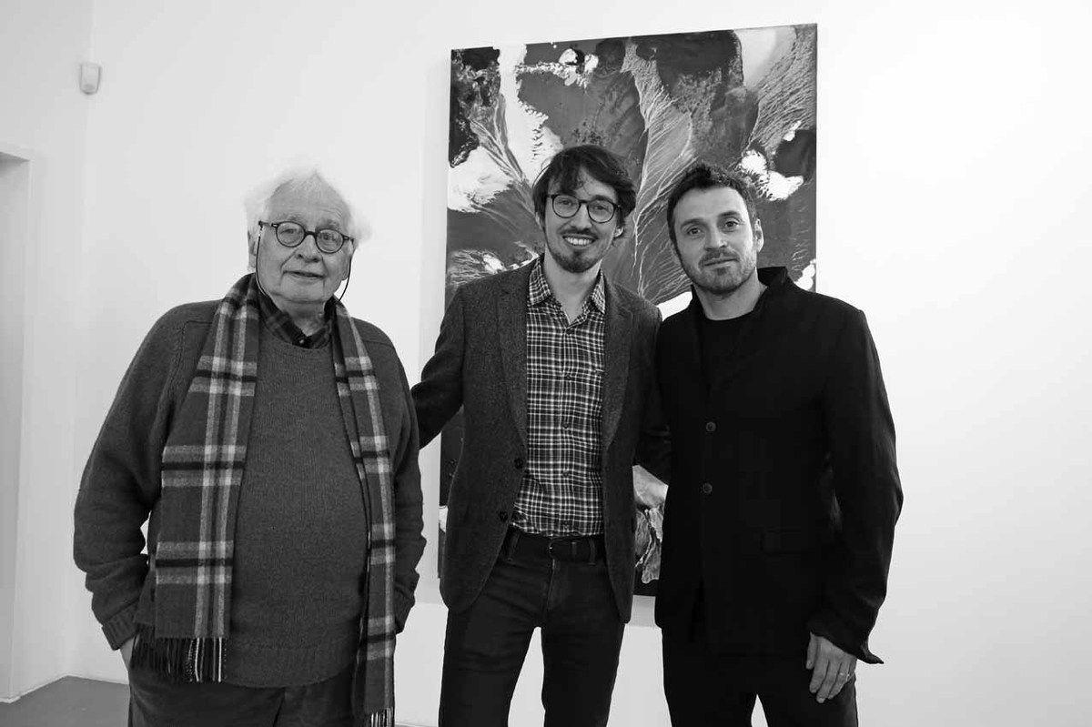 Bernard Ceysson, François Ceysson, Lionel Sabatté