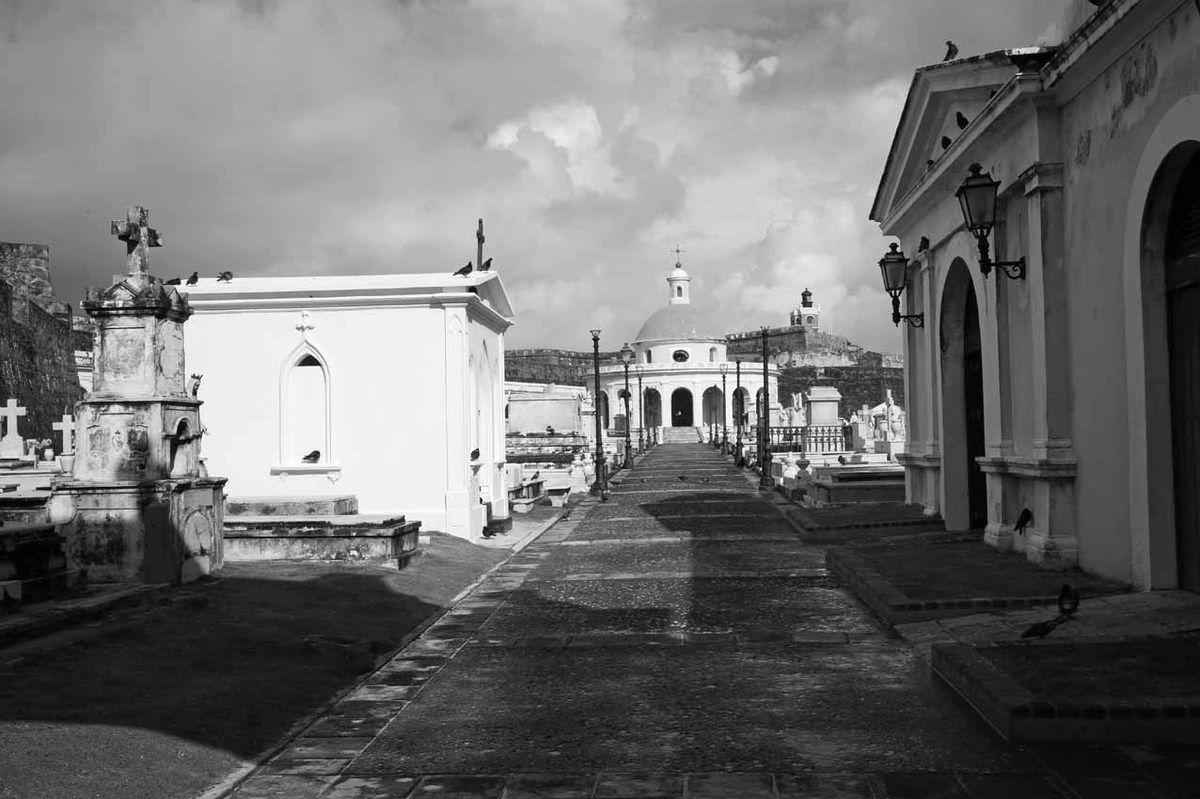 Cimetière de San Juan