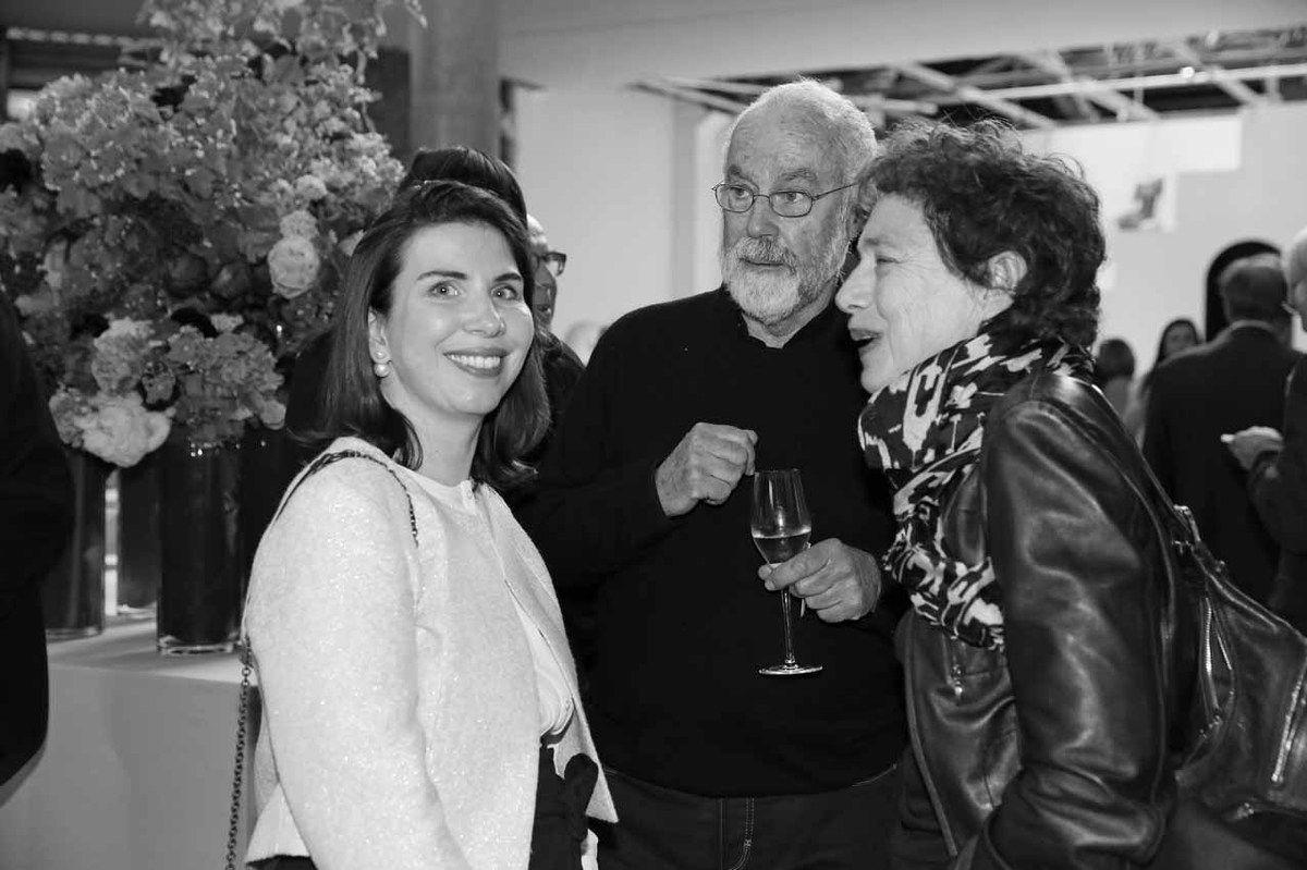 Anne-Claudie Coric, Daniel Dezeuze, Karen Dezeuze