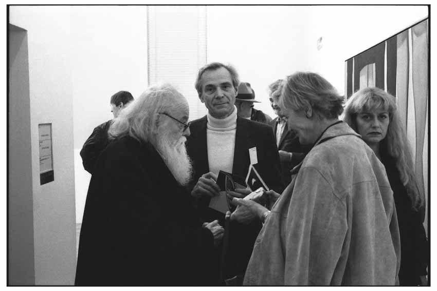 Pierre Restany, Alain Oudin, Jacques Monory, Baudouin Jannink, Inconnue, Paule Monory
