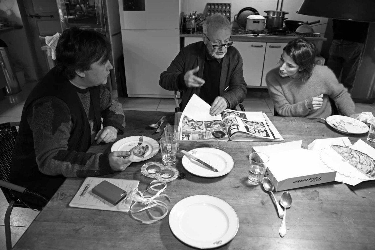 Renaud Faroux, Antony Donaldson, Marie Laborde