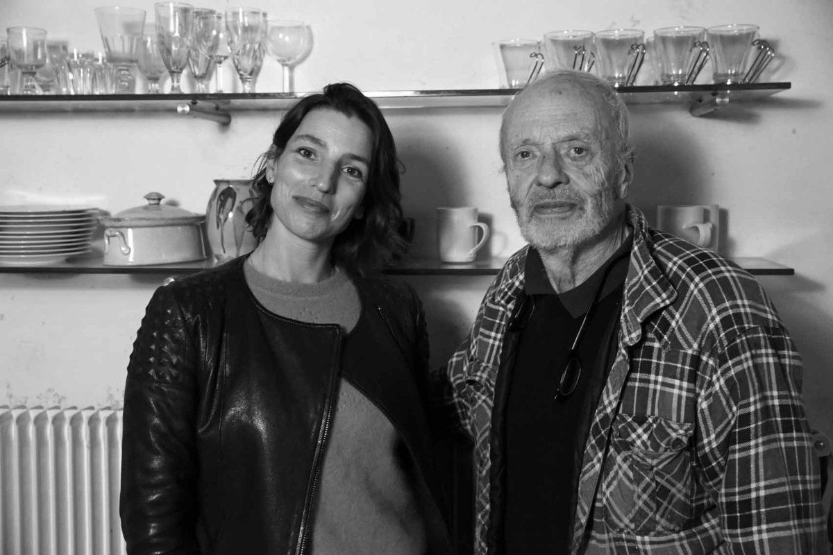 Marie Laborde, Antony Donaldson