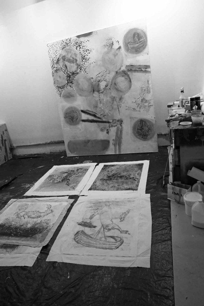 Atelier de Denis Castellas