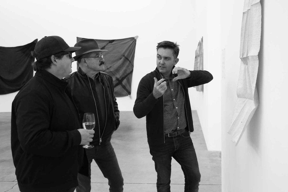 Roland Quetsch, Robert Brandy, Olivier Caloin