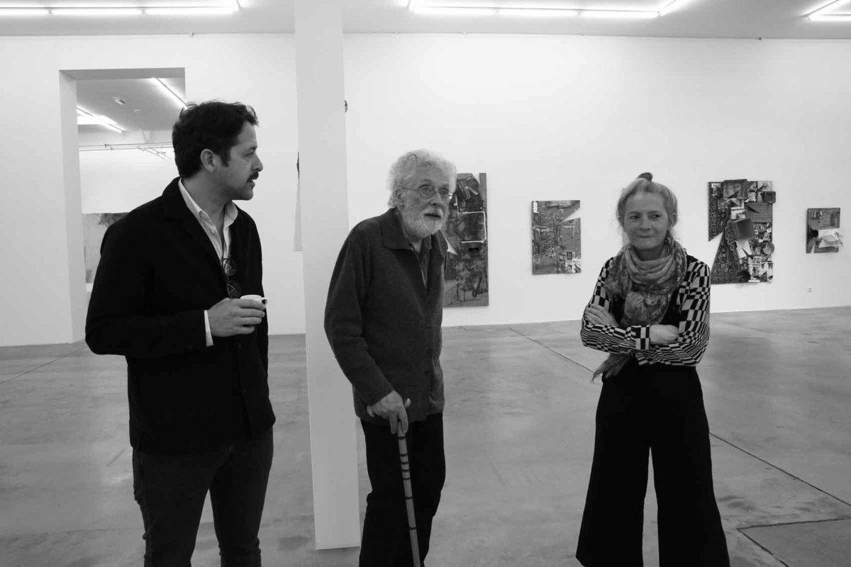 Loïc Bénétière, Patrick Saytour, Chantal Creste