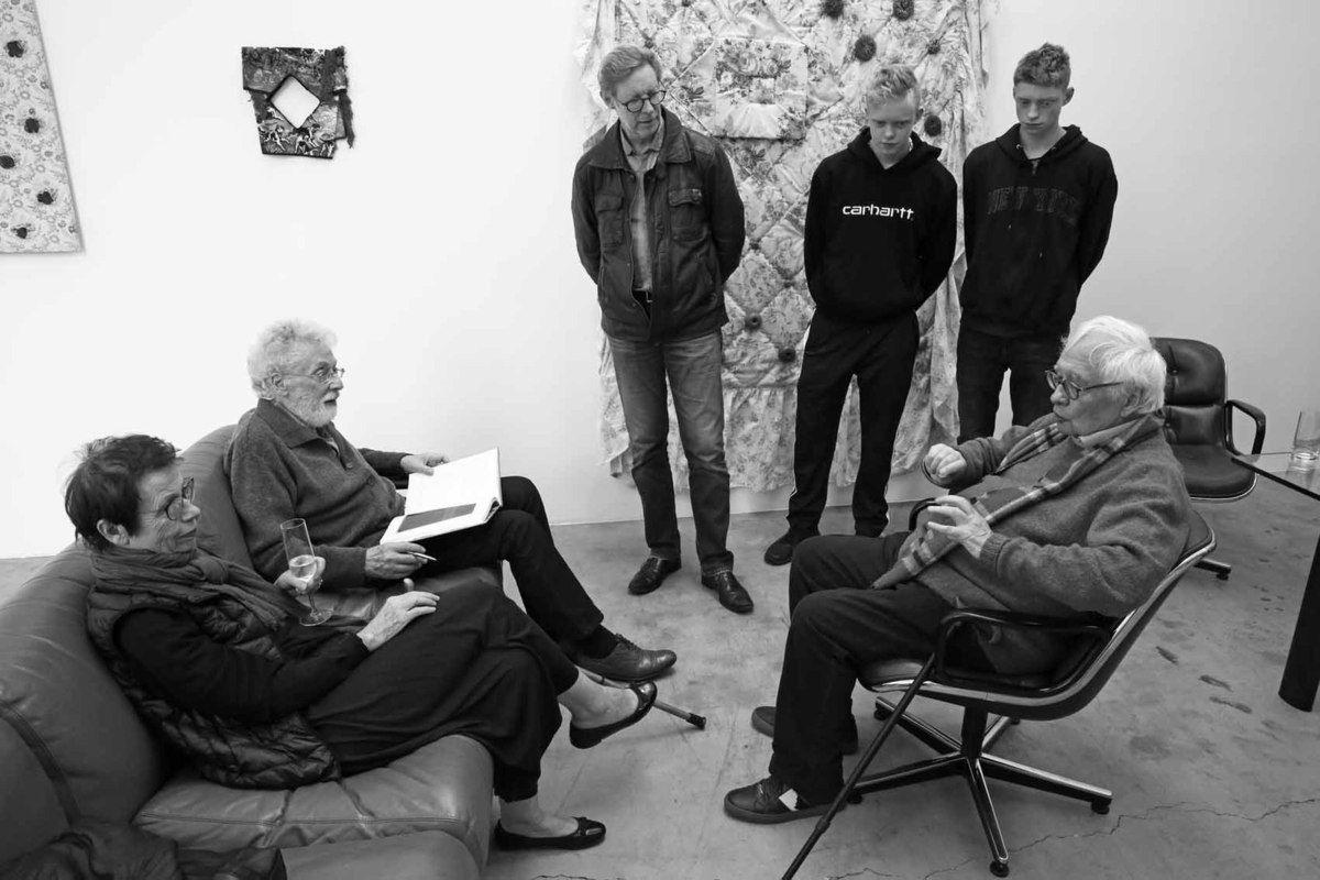 Inès Champey, Patrick Saytour, Guillaume Nogacki, Maximilien Nogacki, Nicolas Nogacki, Bernard Ceysson