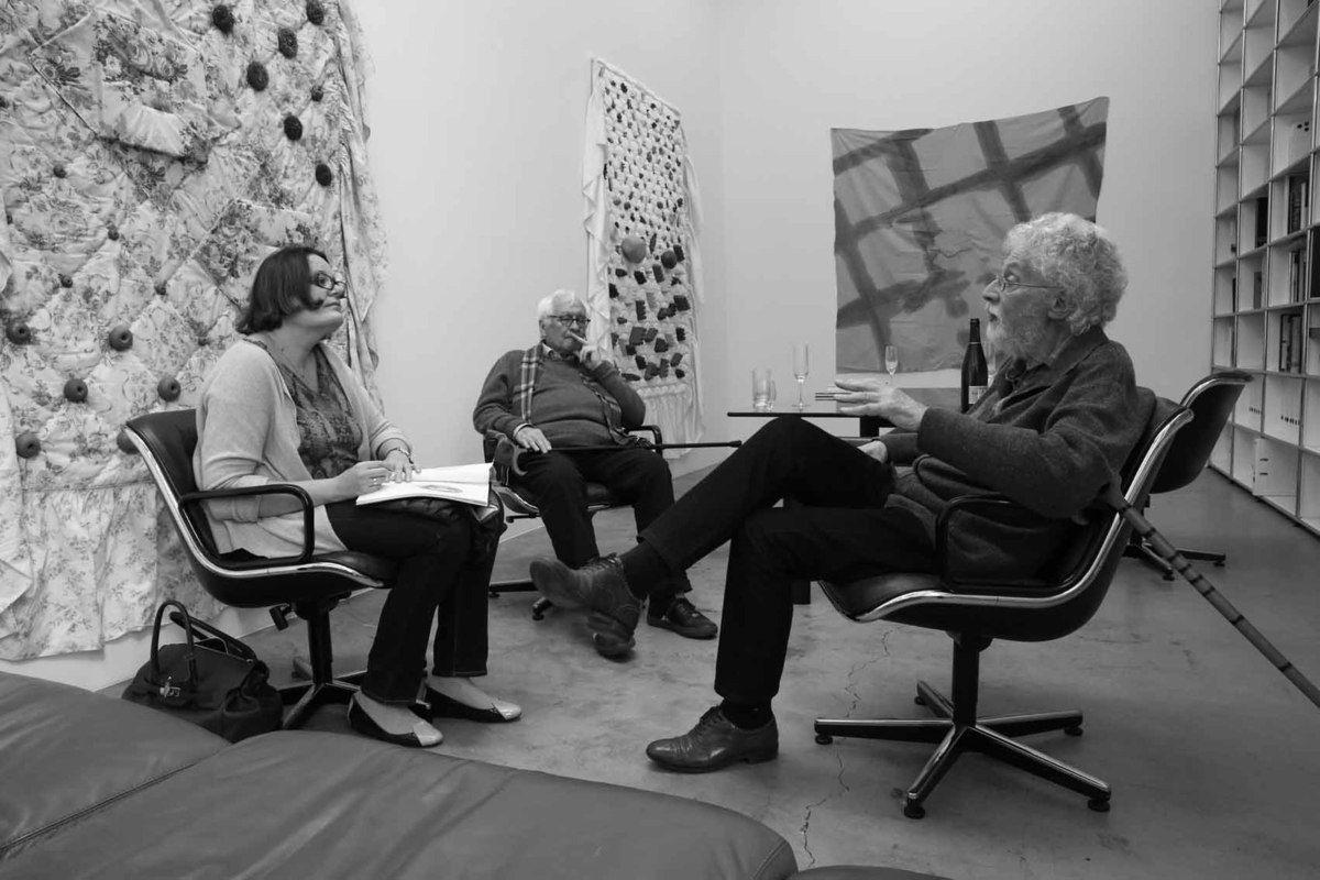 Malgorzata Nowara, Bernard Ceysson, Patrick Saytour