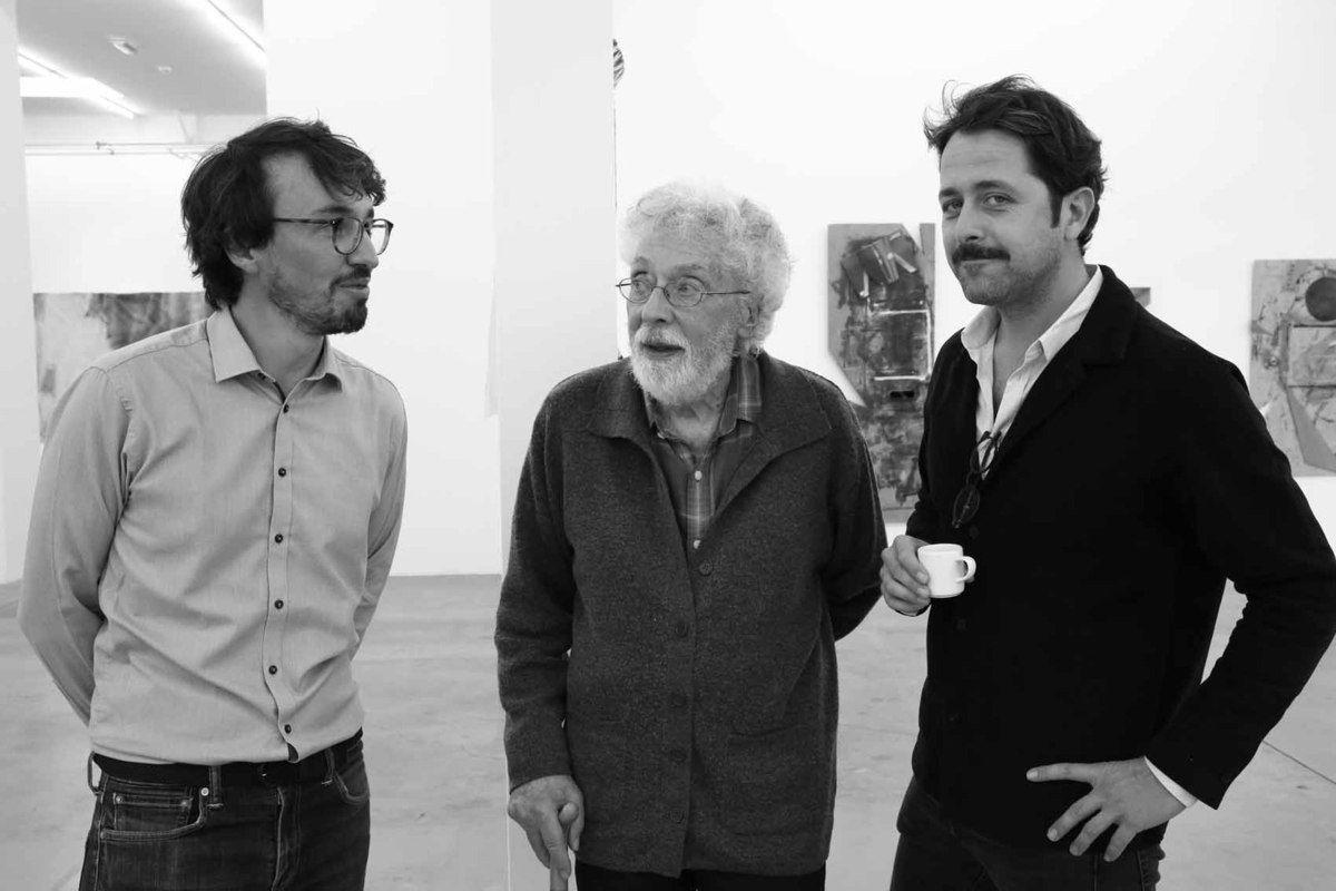 François Ceysson, Patrick Saytour, Loïc Bénétière
