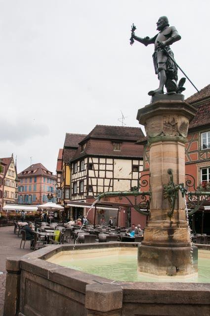 Colmar centre