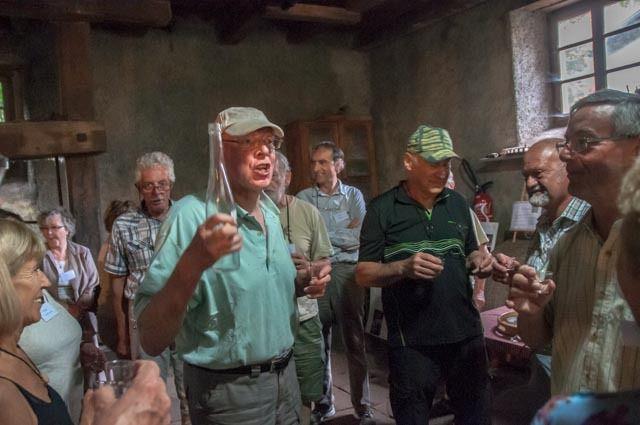 Moulin à huile de noix de Storckensohm