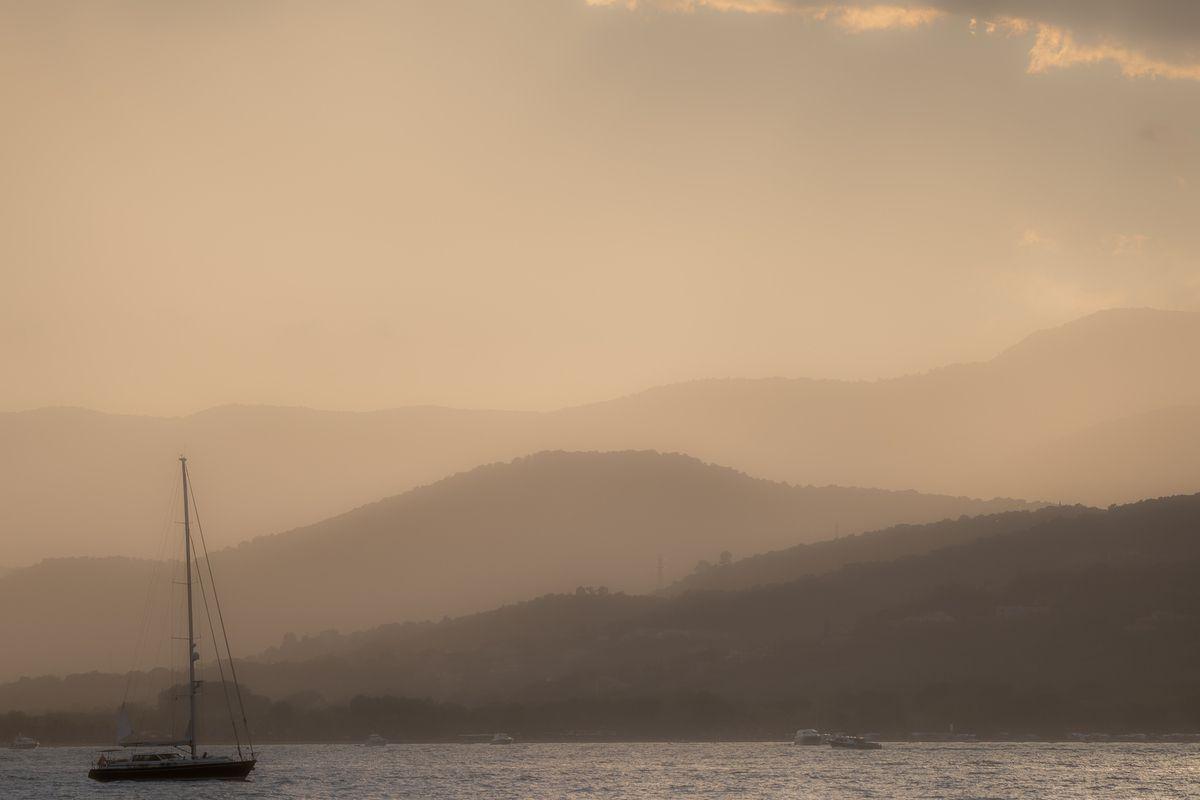 Une journée orageuse