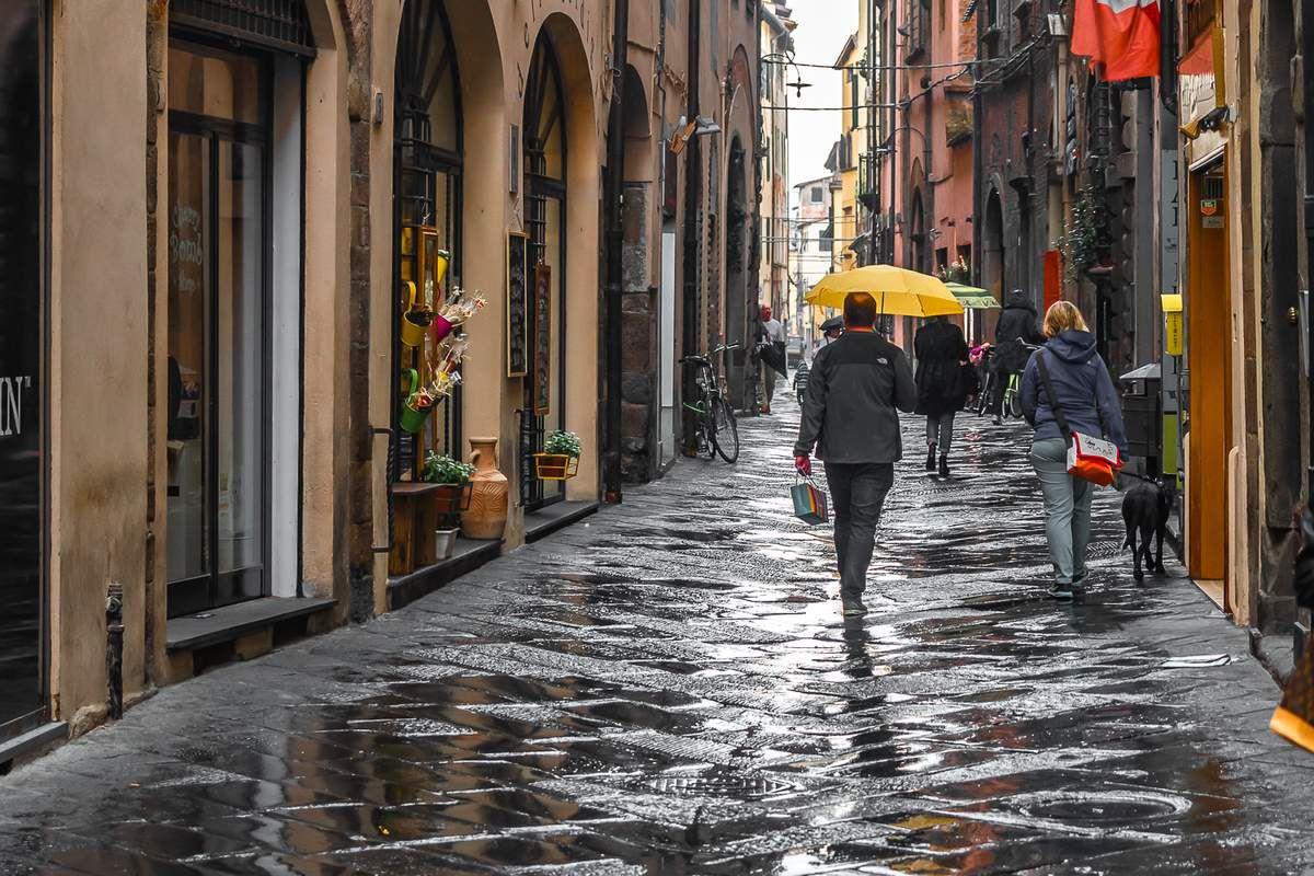 La Toscane      Lucques