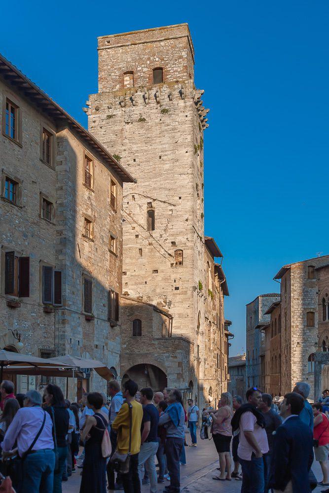 La Toscane   San Gemignano