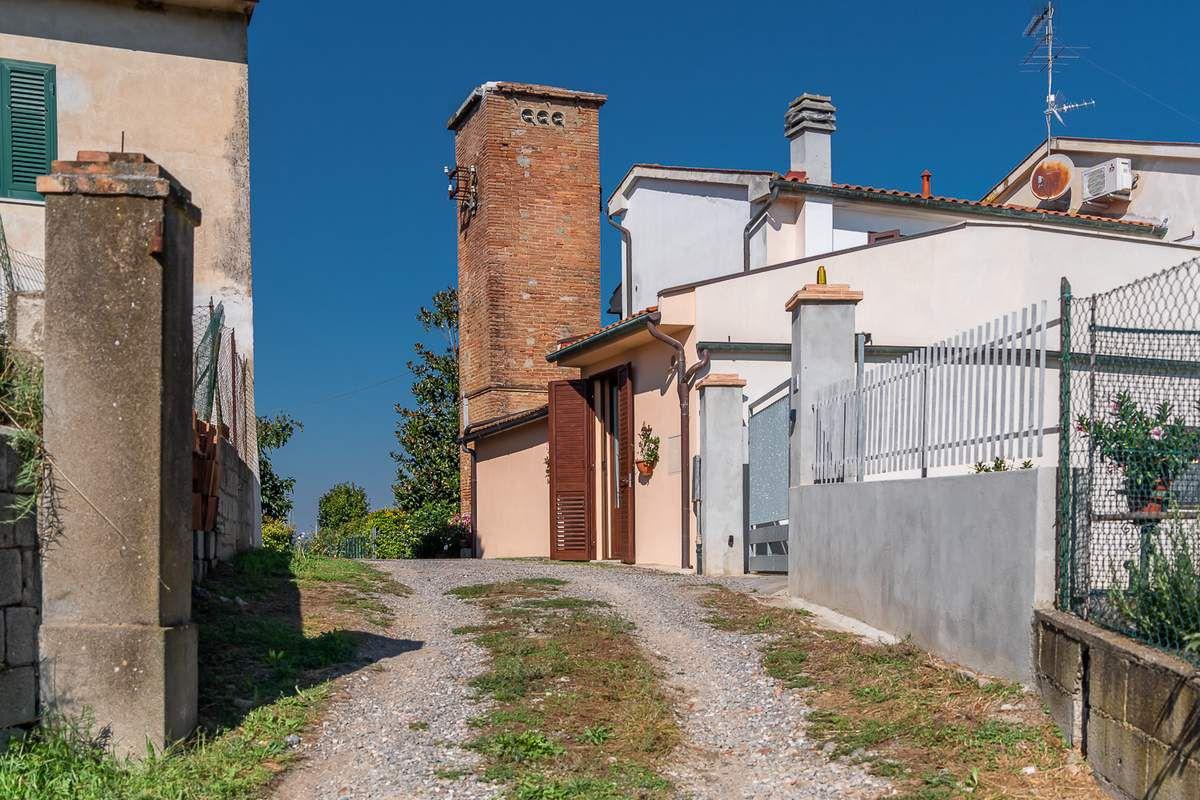 La Toscane       Montecchio di Peccioli