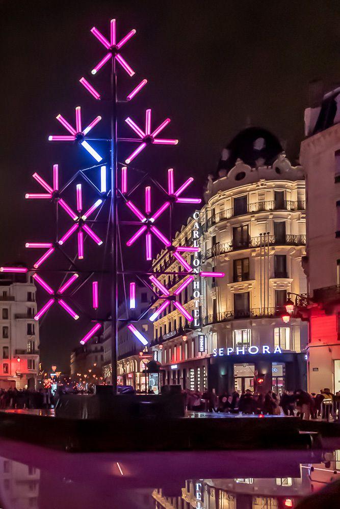 Fêtes des Lumières    Lyon 2018