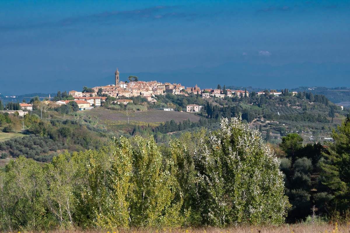 La Toscane      Les Paysages