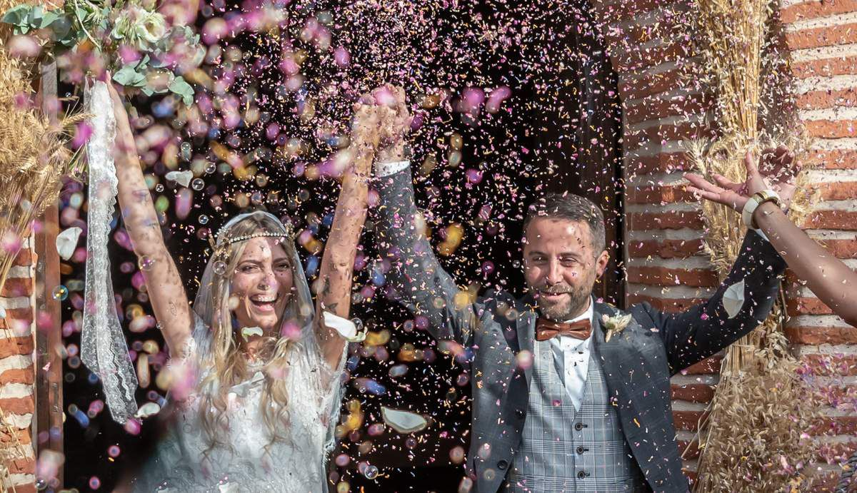 Mariage de Sophie et David