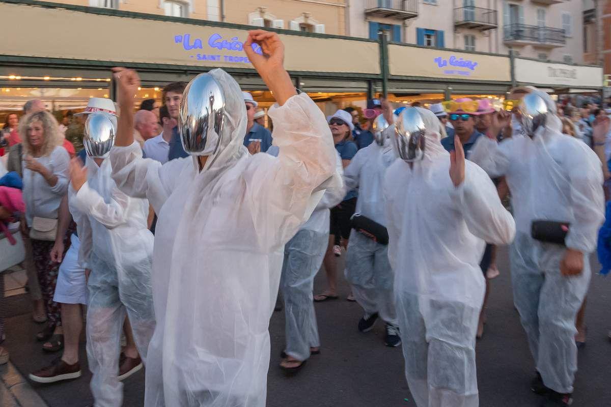 Les Voiles de Saint Tropez 2019