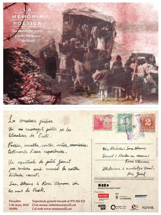Musiques à Barcelona - Michel PAGNOUX à OPOUL -  Printemps des Poètes à Ille - La mémoire poétique au musée de l'EXIL - Delteil et Soulages - Delteil à FR3