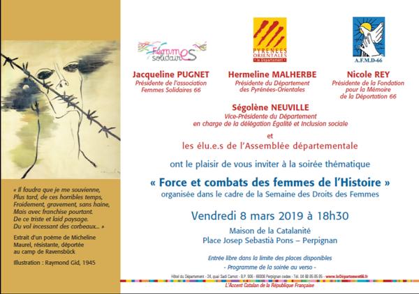 Tableau de Michel Hadji (expo au local ATD-Mosaïque, quartier St-Jacques, Perpignan) -