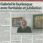 Marc Berdet et Angelus Novus - Le tableau de P. Klee - Gaby Irmann et André Roger -