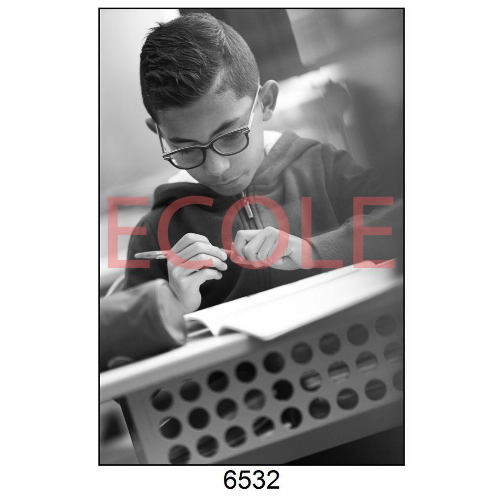 PHOTO NOIR ET BLANC CM1 Mlle Fanciotto