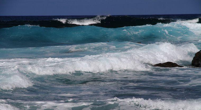 Playa de Tamadite. Massif de l'Anaga.Ténérife.