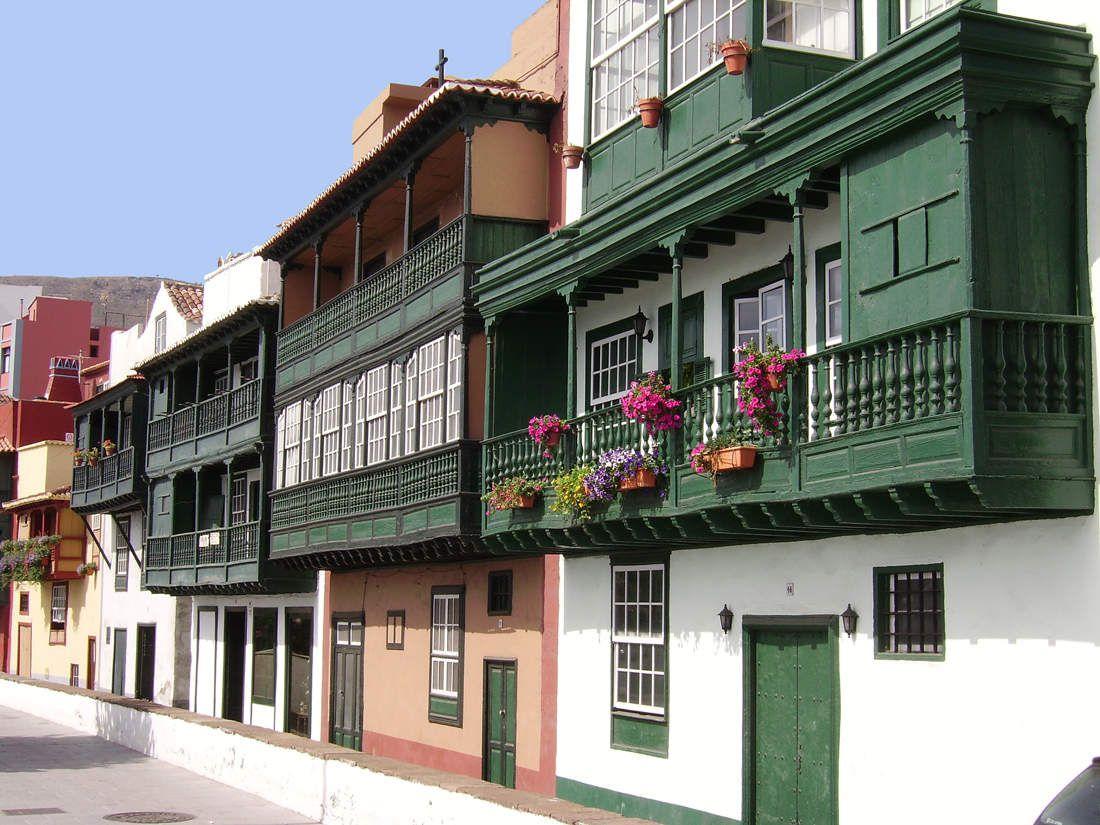 Iles Canaries: balade dans Santa Cruz de La Palma