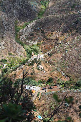 Ténérife (2): Massif de l'Anaga (nord-est)