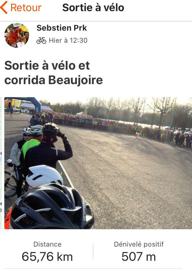 Les JEGOU SPORT se sont donnés RDV sur la Corrida de la Beaujoire