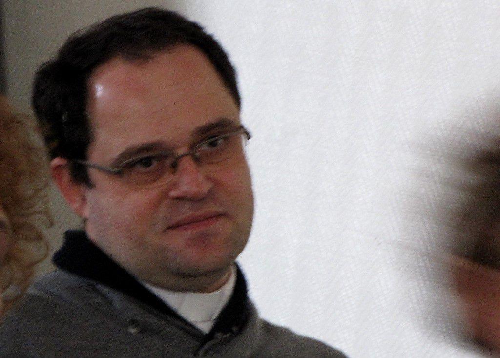 Père Xavier Pallatin