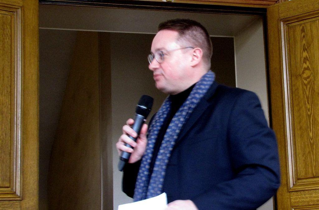 Père Gilles Reithinger