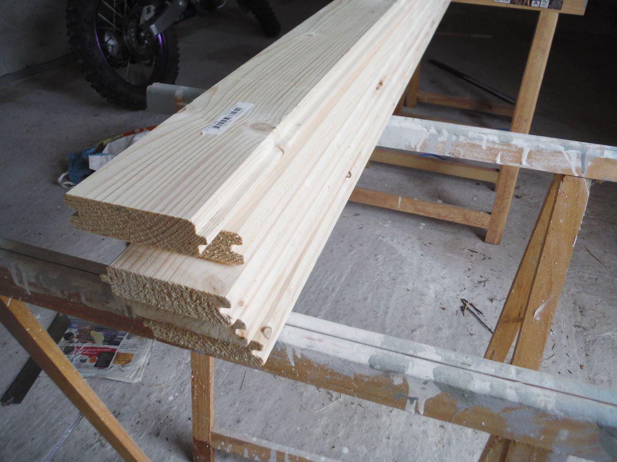 Comment Rénover Une Porte En Bois reprise du blog: réalisation de volets en bois pour les