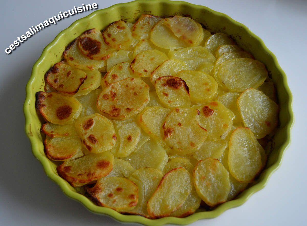 Pommes de terre Anna