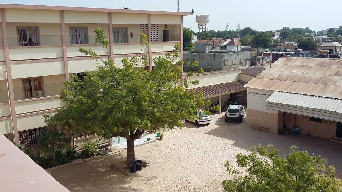 Nouvelle école à Kaolack (depuis un an)