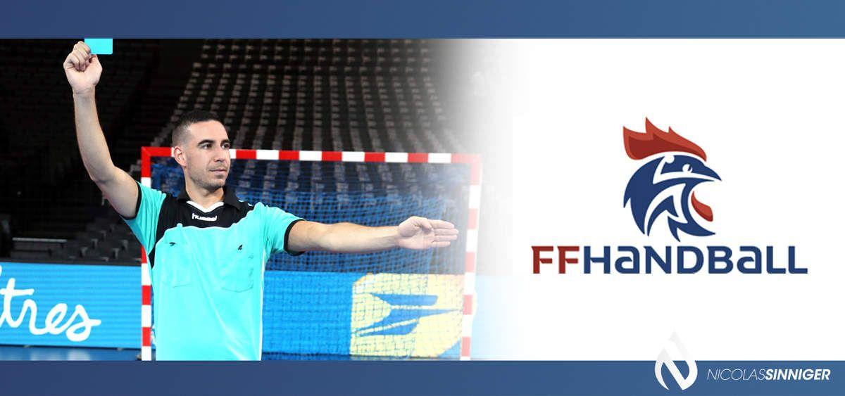 Gamme Arbitre FFHB Handball hummel