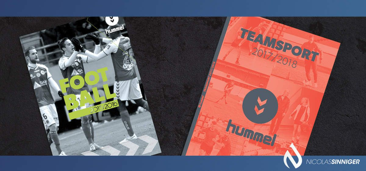 Print : Catalogues Teamsport hummel