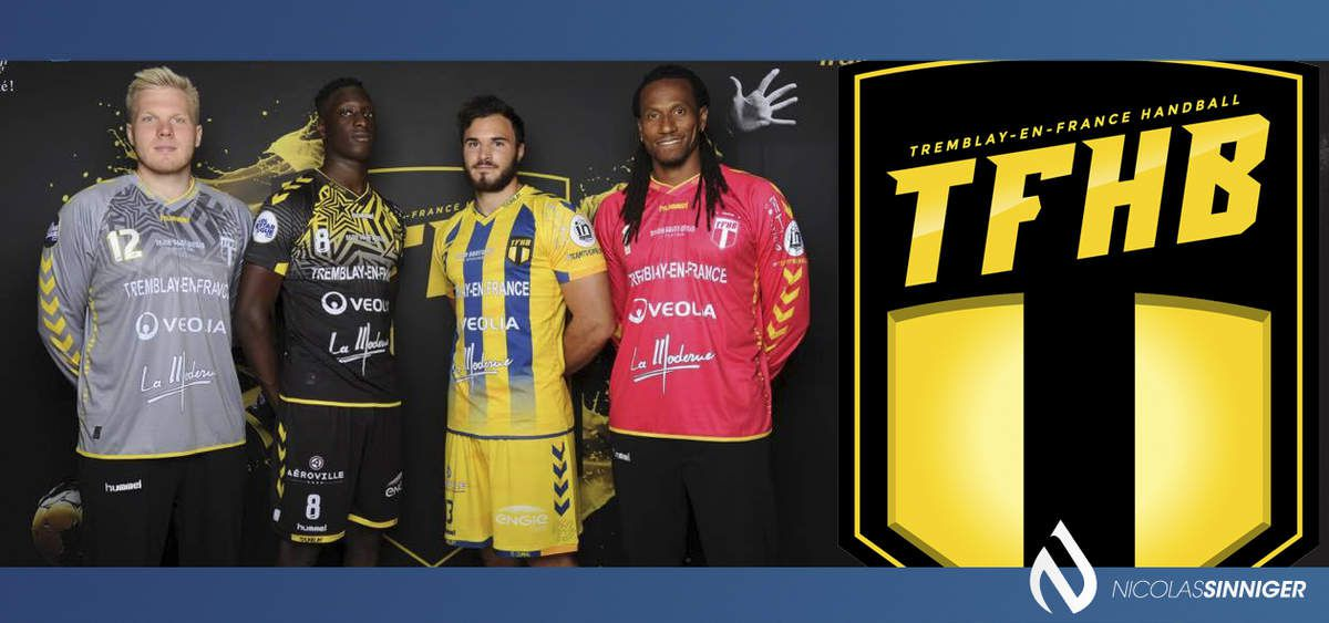 Gamme Pro hummel TREMBLAY Handball 2017 2018