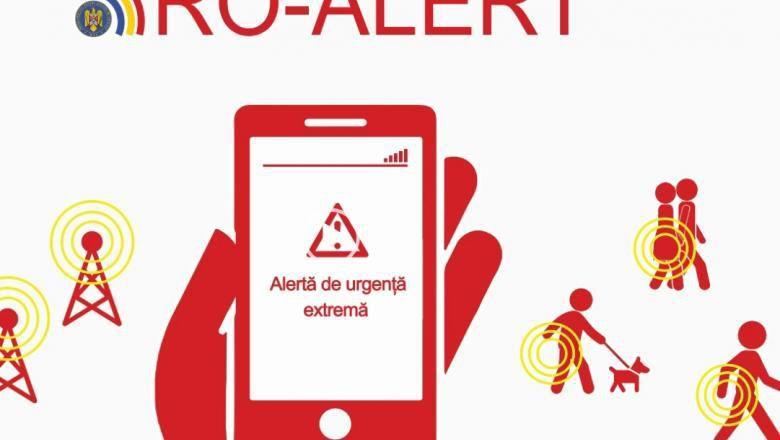Roumanie RO-alert tests prévention sécurité veille
