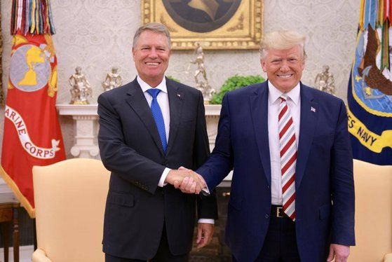Roumanie USA diplomatie covid-19 partenariat stratégique www.Sentinelle.ro