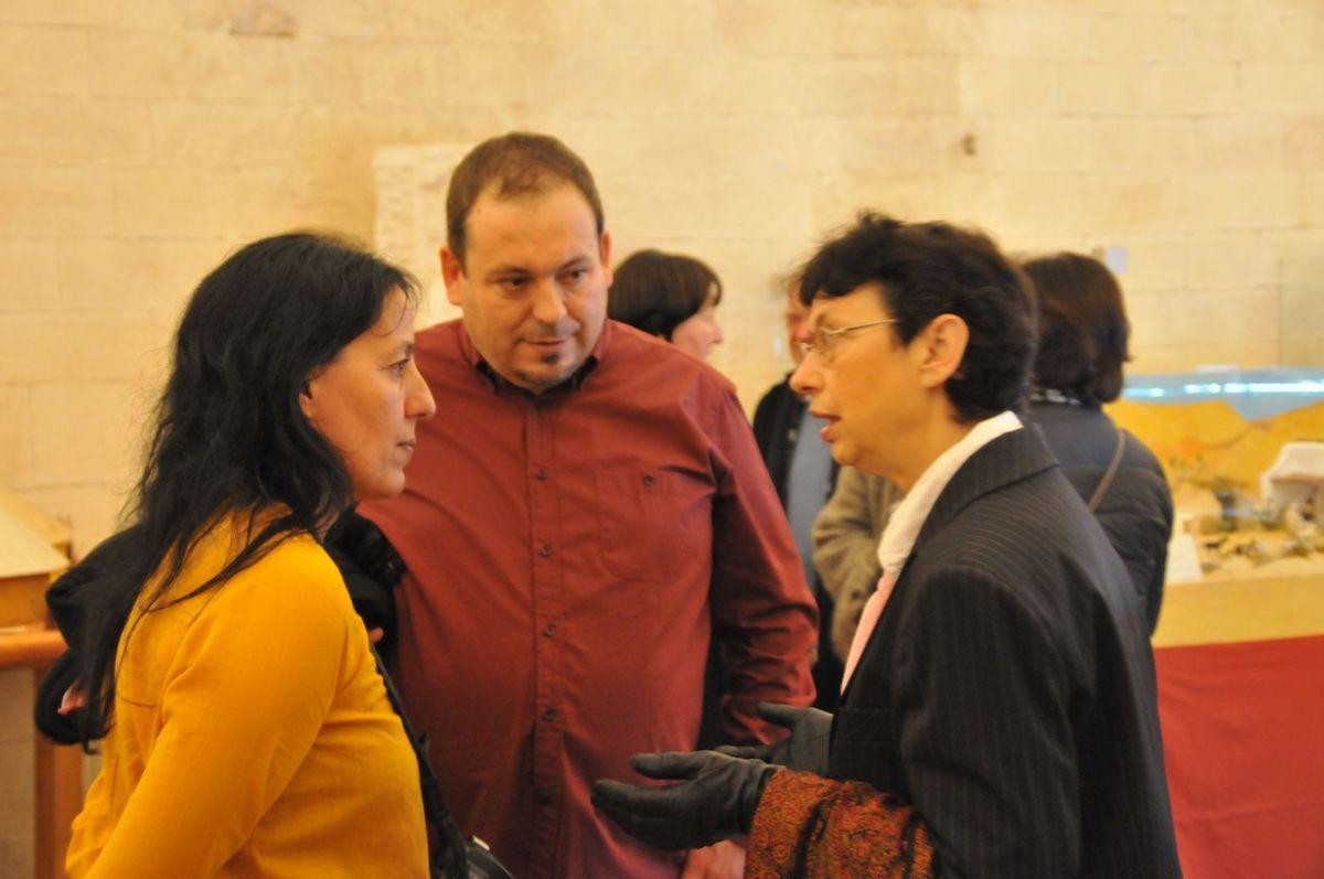 Inauguration du 59ème Salon International des Santonniers d'Arles