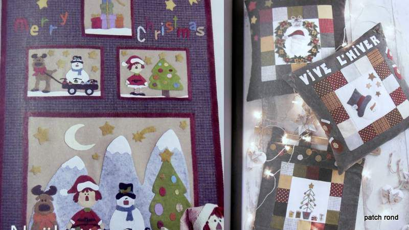 Quilt Country Automne