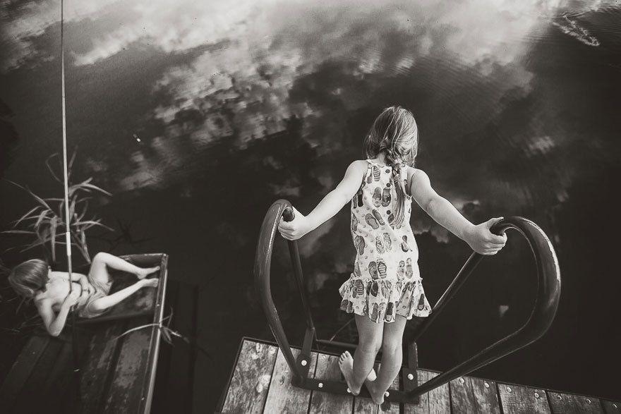 Des photos de vacances au doux parfum de l'enfance