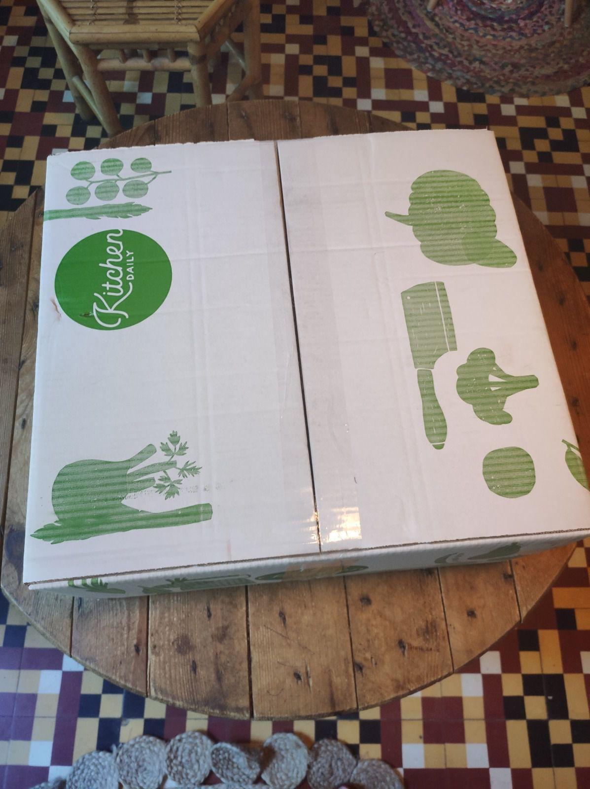 Kitchendaily, la livraison à domicile de box recette à cuisiner qui changent la vie