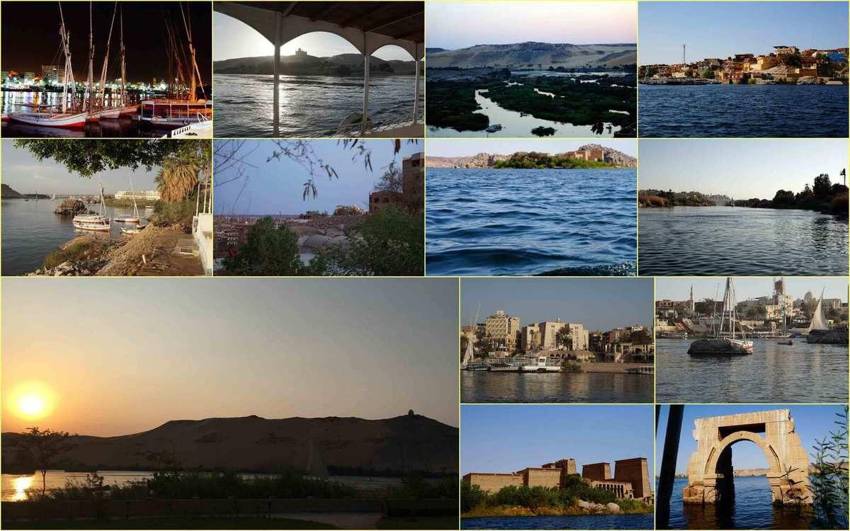 Assouan histoire - Aswan history