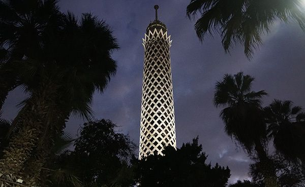 La Tour du Caire, Cairo Tower