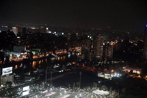 La Tour du Caire, Cairo Tower 3