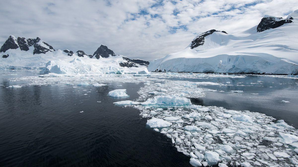 Paysages-Peninsule Antarctique