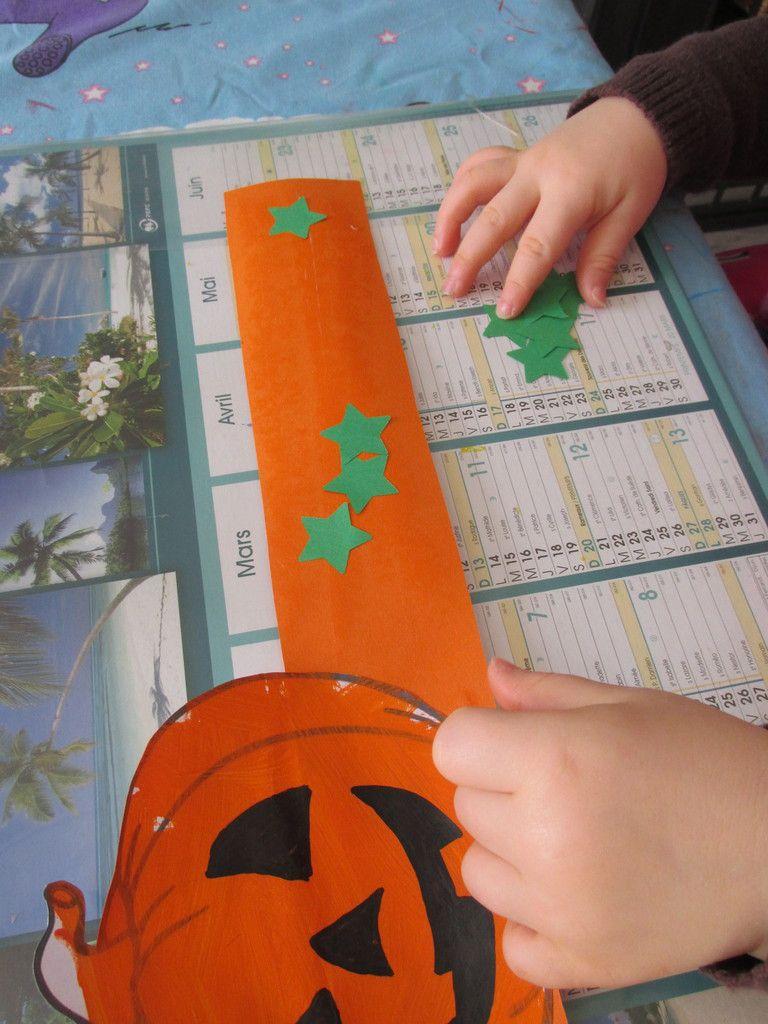 .. Chapeau Citrouille Halloween ..